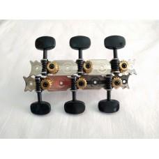 Machineheads classical guitar  SEV CL01BE black button