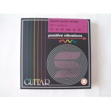 Custom electric guitar strings 12-52 NIC