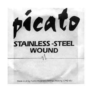 Picato bass .100 rw/ls string wound Steel