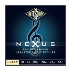 Rotosound folk strings NEXUS 10-50  NXA10  phosphor bronze