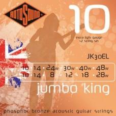 Rotosound folk strings Jumbo King 10-48 JK30EL 12 str.