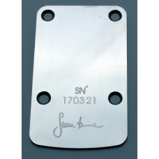 Sever Neck Pressure Plate St. Steel Polished