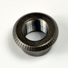 Socket-end cap Cosmo black 16x8x9 SEC-Bk
