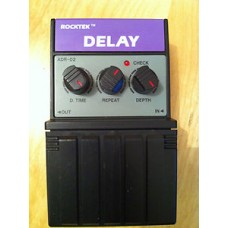 Pedal effect delay Rocktek