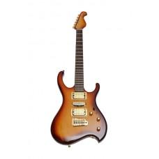 Sever el. guitar  S2 Sound Lider HSH GD