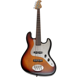 Sever bass Jazz Beast CR Sunburst
