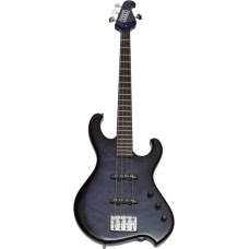 Sever bass guitar SB2 Retrotune blue