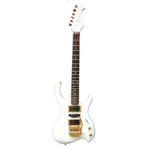 Sever el. guitar  S2 GD snow white