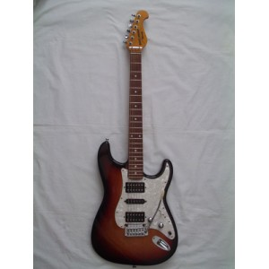 Sever el. guitar Stratocaster Rock Legend CR