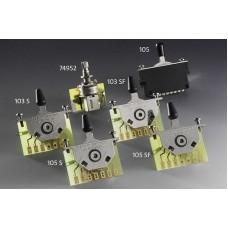 Schaller switch 5-way  105S/105SF