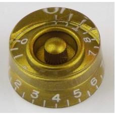 knob Gibson sure grip, gold