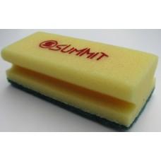 SUMMIT® abrasive-polishing foam pad Green  M=Medium