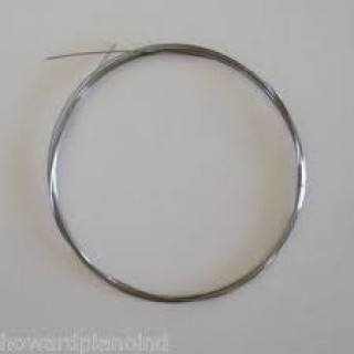 Plain string wire .015""