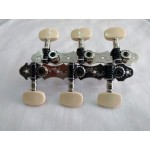Machineheads classic guitar SEV CLG01 Ivory buttons