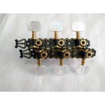 Machineheads superior quality SEV CLBE021BP, brass pearloid button