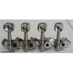 Machineheads mandolin SEV M01BM metal button