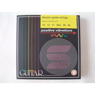 Custom ectric guitar strings 10-46 NIC