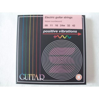 Custom electric guitar strings 9-42 NIC