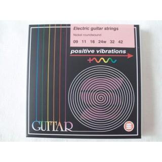 Custom electric guitar strings 9-42 NIC