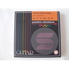 Custom electric guitar strings 9-46 NIC