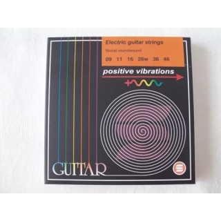 Custom electric guitar strings 9-46 NIC