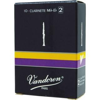 Reed 3 clarinet alto Vandoren classic