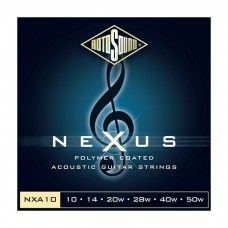 Rotosound folk strings NEXUS 10-50  NXA10  phosphor bronze