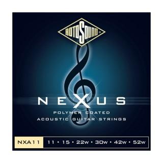 Rotosound folk strings NEXUS 11-52 NXA11 phosphor bronze