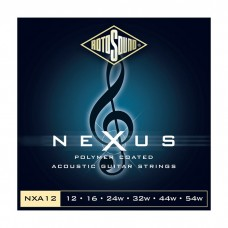 Rotosound folk strings NEXUS 12-54 NXA12 phosphor bronze