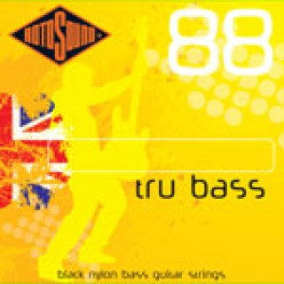 Rotosound bass strings 65-115 RS88LD Black Nylon
