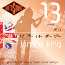 Rotosound folk strings Jumbo King 13-56 JK13
