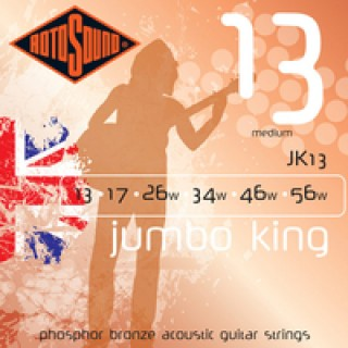 Rotosound folk strings Jumbo King 13-56 JK13