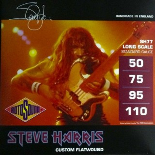 Rotosound bass strings Steve Harris 50-110 SH77