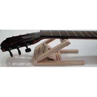 SUMMIT wooden guitar neck rest foldable, adjustable