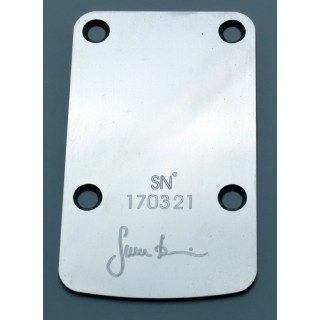 Sever Neck Pressure Plate Stainless Steel Polished