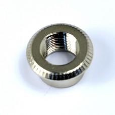 Socket-end cap NICKEL 16x8x9 SEC-Ni