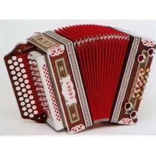 Ekart diatonic accordions - Upon request