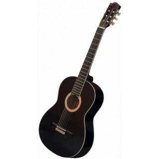 Classic guitar 4/4 black