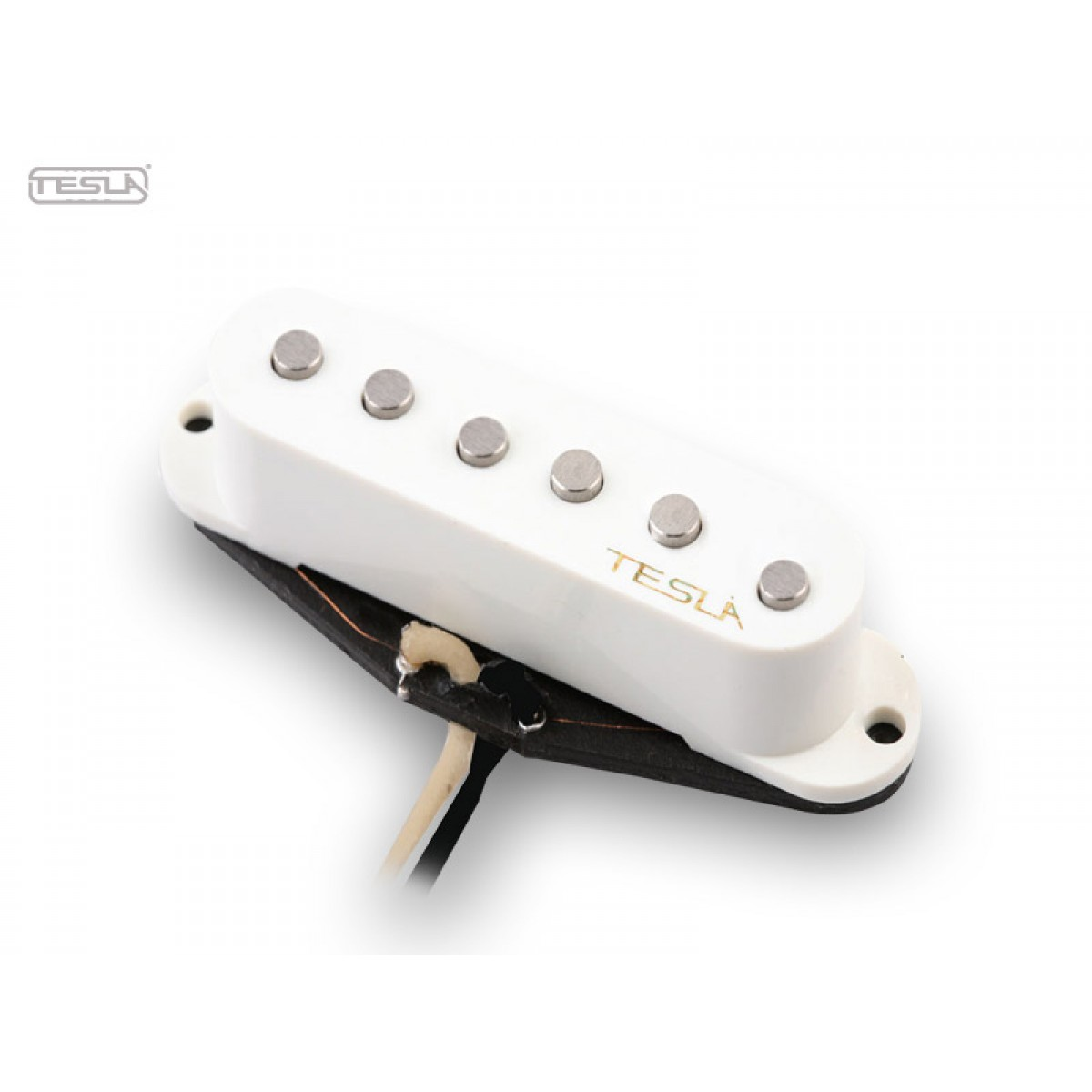 Tesla Pickup Bridge Humbucker Nitro Burstbucker