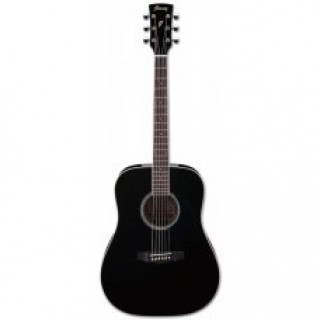 Folk guitar Ibanez PF15-BK