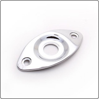 jack plate football shape chrome